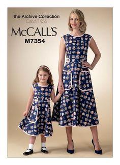 M7354 | McCall's Patterns