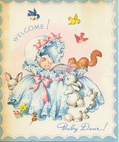 Welcome Baby Dear