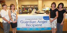 Compassionate care for mom leads to guardian angel award. Read more about the nurses recognized by a patient's 6 daughters...