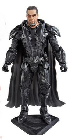 Movie Masters Superman Figure general Zod - New On card Listing in the Superman,Action Figures,Toys & Hobbies Category on eBid United Kingdom