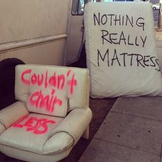 nothing really mattrers