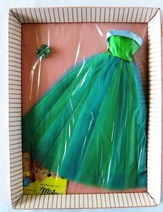 """1963-1964 Barbie """"Senior Prom"""" #951"""
