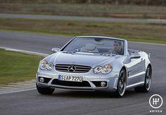 2006 Mercedes-Benz SL 65 AMG
