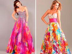 Quinceañeras: ¿Qué vestidos usar según tu tipo de cuerpo? Strapless Dress Formal, Formal Dresses, Denim, 15 Years, Ideas, Fashion, Apple Body, Pear Body, 15 Anos Dresses
