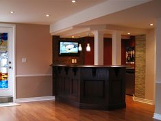 basement+bar+pictures | bar will add to the sophistication of the design of your basement ...