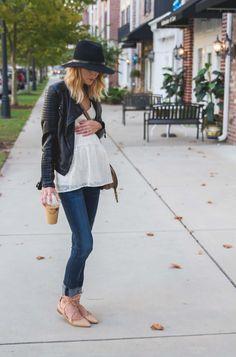 Comment être au taquet avec le jean de grossesse? - Cristina Cordula