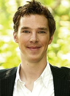 young Benedict Cumberbatch