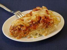 Spaghetti Pie | Weelicious