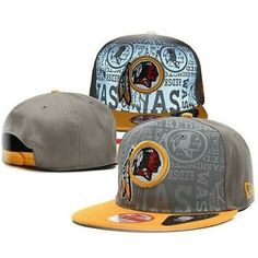 NFL Washington Redskins Snapback Hats  The Promotional Price is only 9.99 usd now.  If you like it #Redskins  Pls visit our online store.  The link is in our profile.