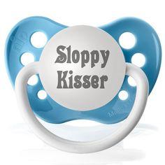 psychobaby - Sloppy Kisser Pacifier