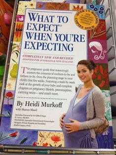 """Mums-to-be, """"What to Expect"""" series is a pregnancy must-read!"""