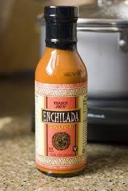 Trader Joe's Enchilada Sauce -- What I'm Loving… [at Trader Joe's] best enchilada sauce ever!