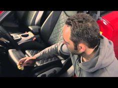 Autopflege Tutorial: Lederpflege