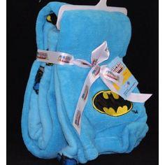 Amazon.com: DC Super Friends Batman Baby Micro Fleece Blankets