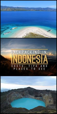 Thinking of going backpacking in Indonesia? There are so many places to see…