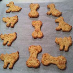 Cheddar cheese pet treats!