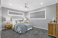 31 Trendy bedroom gray carpet ideas Your bedroom flooring is definitely important. Grey Carpet, Home Decor Bedroom, Grey Walls And Carpet, Living Room Carpet, Home Decor, Light Blue Living Room, Modern Bedroom, Bedroom Carpet, Trendy Bedroom
