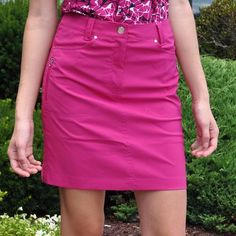 Cool Touch Skort (Multiple Colors Available)
