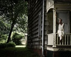 Allison Janae Hamilton Porch Wait