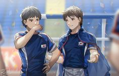 Captain Tsubasa, Wild Eagle, Equipement Football, Good Soccer Players, New Champion, Football Wallpaper, Akira, Manga Anime, Animation