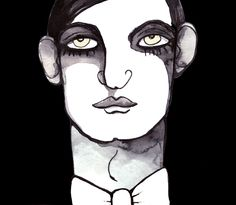Love style of Cassandra Rhodin's illustrations...
