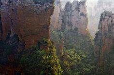 China tiene una belleza inigualable así que te presentamos 30 fotografías de lugares que debes visitar antes de morir en este hermoso país.