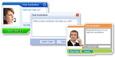 Customizable #ProactiveChat  http://www.providesupport.com/features/customization.html