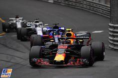 Max Verstappen, Red Bull, Formule 1 Grand Prix van Monaco 2018, Formule 1