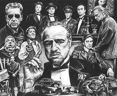 Godfather art.