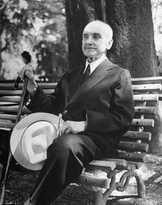 George Santayana (1863-1952)  Actor: Max Sklar