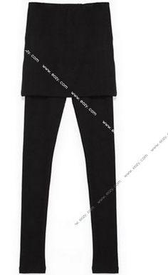 Fashion Cotton Blends Sexy Design Ms Culottes Yoga Pants