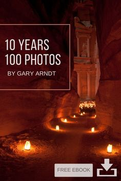 Download this FREE ebook with 100 amazing photos of photographer Gary Arndt's travels from the past 10 years and receive monthly travel inspiration from around the world    Everything Everywhere Blog