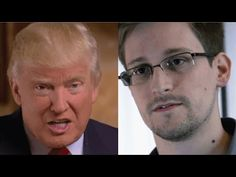TRUMP IN SHOCK! What Edward Snowden Just Told Him Will Bring Down Everything! - YouTube