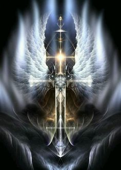 Archangel Michael's sword