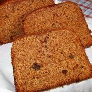 Fotografie receptu: Jemný perník z domácí pekárny Banana Bread, Food, Essen, Meals, Yemek, Eten