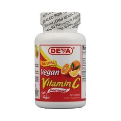 Deva Vegan Vitamin C (1x90 Tablets)