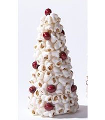 Popcorn and Cranberry Tree