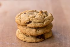 Dandelions on the Wall:  Gluten, Dairy and Soy-Free Chocolate Chip Cookies