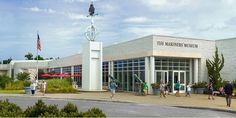 The Mariners' Museum is committed to using its art and artifacts to educate local, national and international audiences of all ages about the vital role of the sea in mankind's development. The Museum aspires to be the leader in promoting an appreciation of the maritime world – past, present and future.