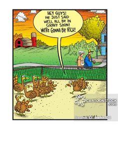 Turkey farm cartoon 18 of 76 Turkey Jokes, Turkey Cartoon, Farm Cartoon, Funny Turkey, Farm Images, Farm Pictures, Meme Pictures, Thanksgiving Cartoon, Thanksgiving Quotes Funny