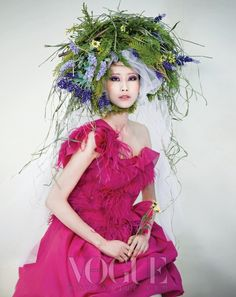 spring .. Korean Vogue