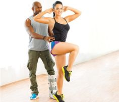 Flabby legs are a sign that you're losing muscle mass, and wimpy muscles lower your endurance, making you feel weak and about 20 years older. Try this leg workout from The Biggest Loser Trainer Dolvett Quince