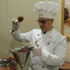 Nella prossima vita voglio rinascere maitre chocolatier #lindt