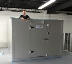 Saints Row Brewing: Using a CoolBot Walk-in Cooler to Bring Traditional Beer to the People of Rockville
