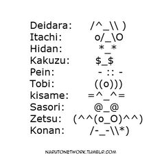 anyone who watches Naruto knows what I mean.