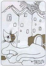 9 Best Rosina Images Cat Art Cat Quilt Cat Drawing