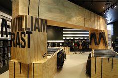 William Rast Flagship Retail Store in Century City