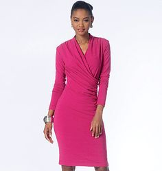 M7186 Misses' Dresses