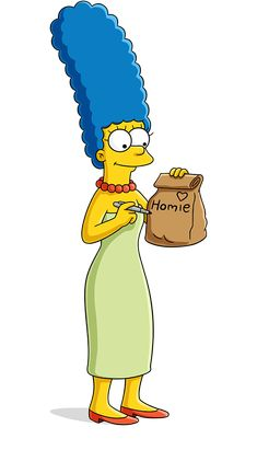 Marjorie Bouvier Simpson she's a nagging wife & treats her 3 kids like puppy dogs and her voice is ______ Simpson Wallpaper Iphone, Funny Phone Wallpaper, The Simpsons, Ralph Wiggum, Simpsons Drawings, Simpsons Characters, Pepe Le Pew, Famous Cartoons, Cute Cartoon Wallpapers