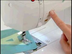 Singer Futura Sewing Machines - Features Video - YouTube